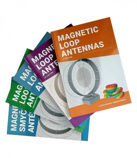 Book - Magnetic Loop Antennas 5th Edition