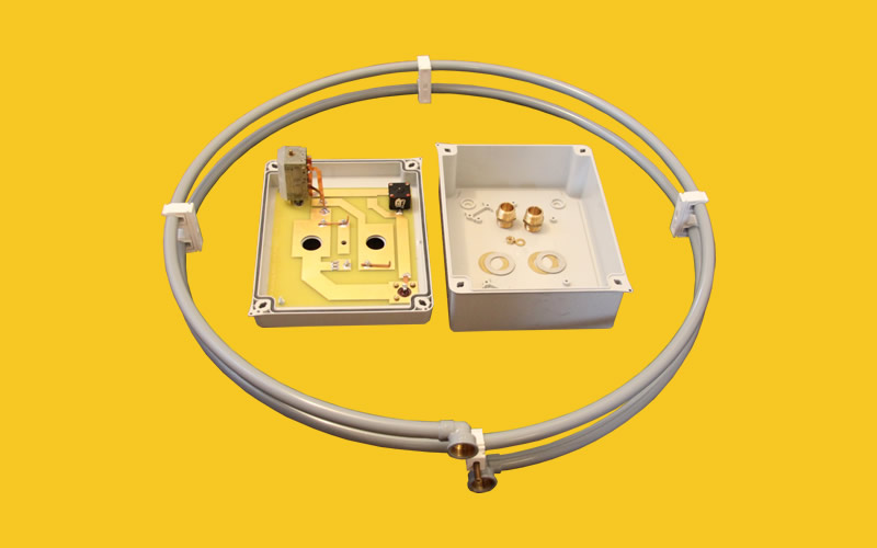 MLA-M v 5 KIT | Magnetic Loop Antennas